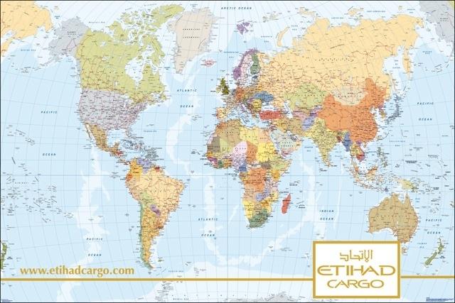 World Maps Promotional