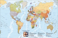 world maps for Saudi Company