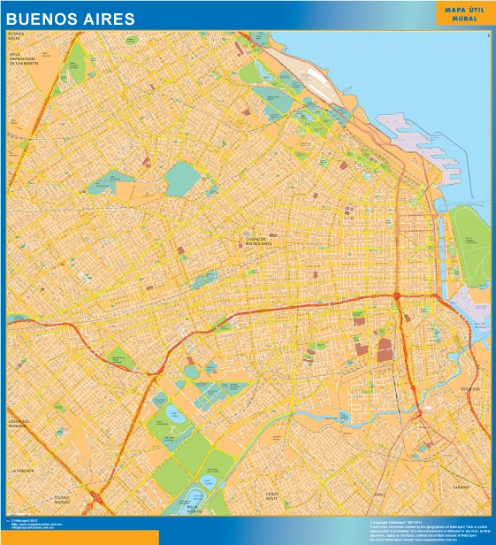 map buenos aires