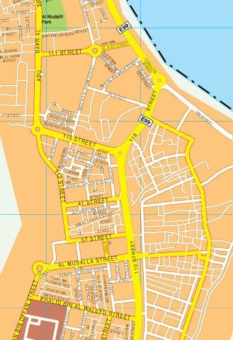 Um el kaiwan map