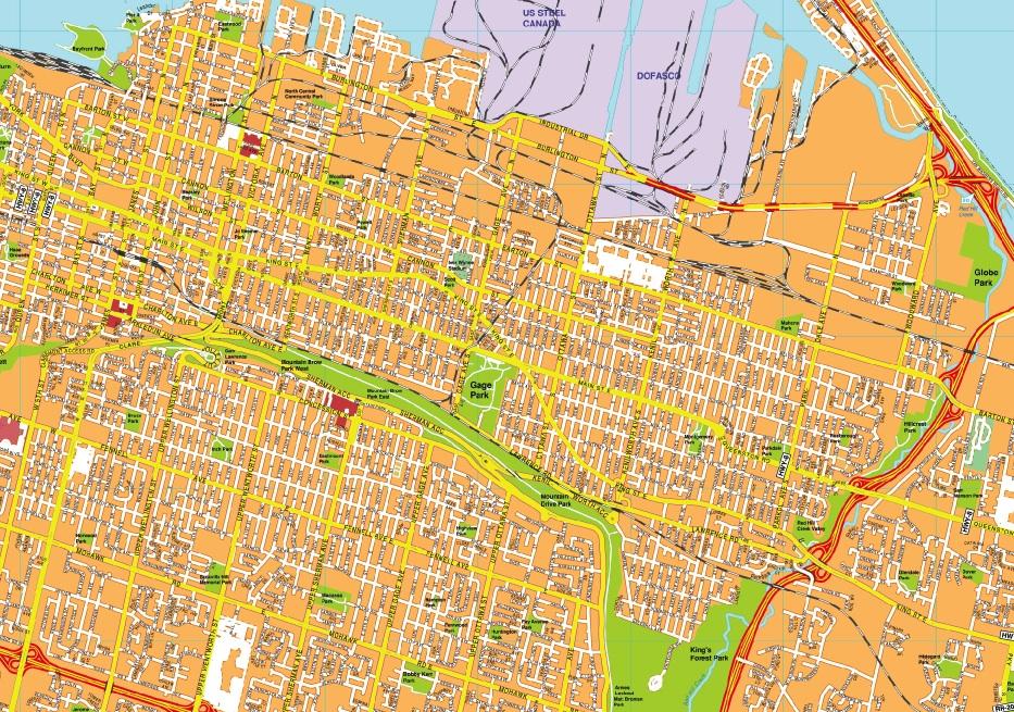 Hamilton maps