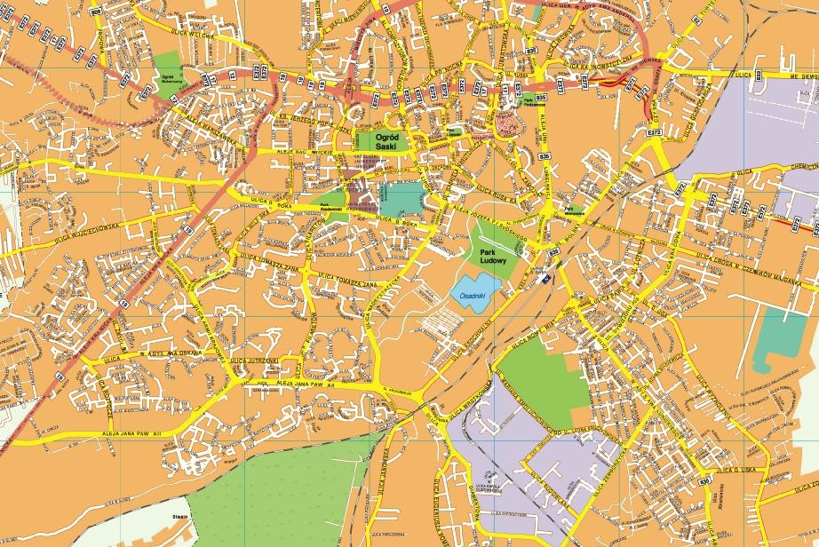 Lublin map