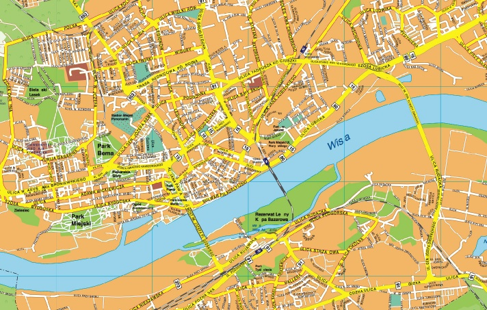 Torum map