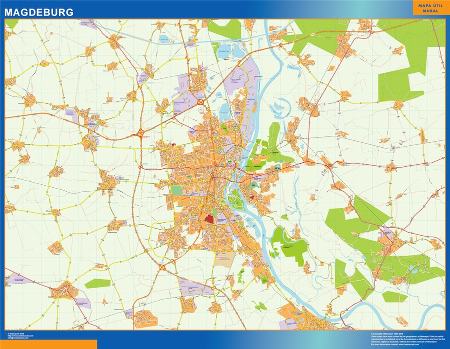magdeburg map