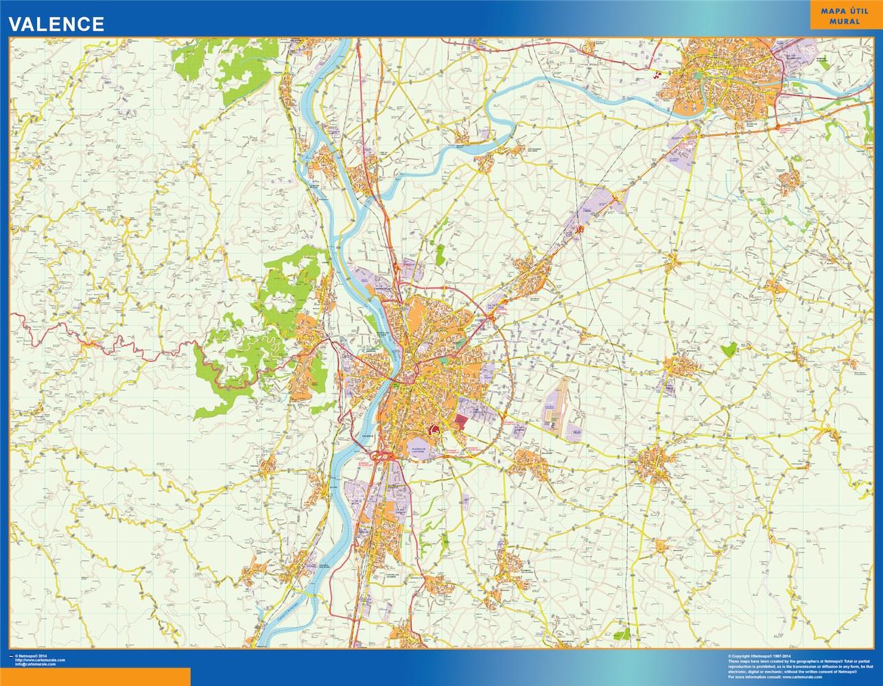 valence map