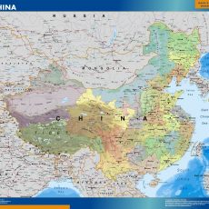 China Wall Maps