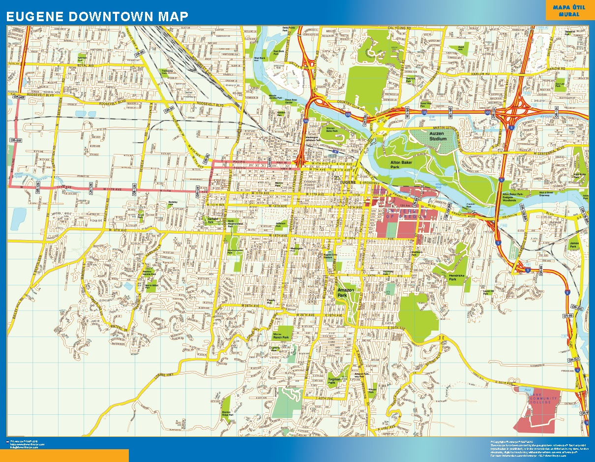 world wall maps store eugene downtown map more than 10 000 maps