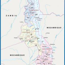 Malawi Wall Maps