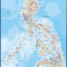 Philippines Wall Maps