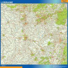 Lorraine Map
