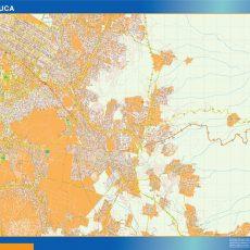 Map of Ixtapaluca