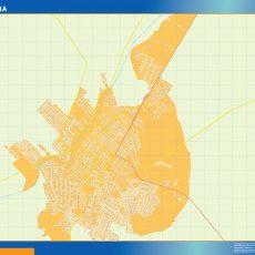 Map of Monteria