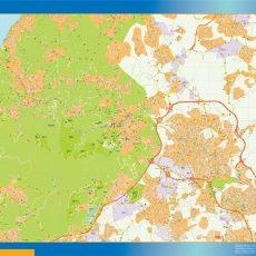 Sintra Street Map