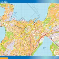 Tallinn Downtown Map