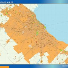 Citymap Gran Buenos Aires Argentina maps