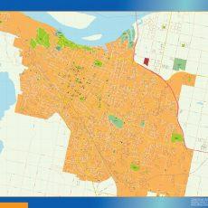 Citymap Parana Argentina maps